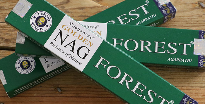Incenso Nag Forest 15g