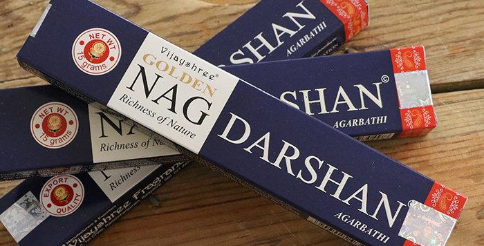 Incenso Nag Darshan 15g