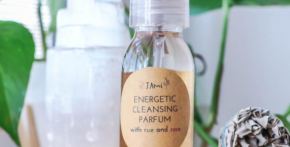 Perfume/Spray de Limpeza Energética