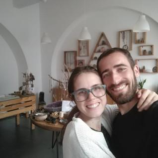 Ida e João
