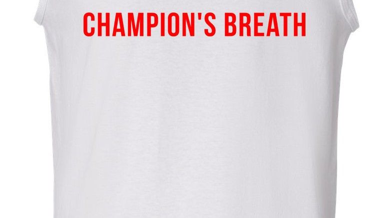 Champion's Breath Men's Tank