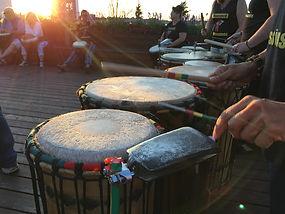 Percusson africaine Drummondville