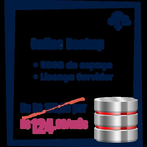 Online Backup Servidor 50