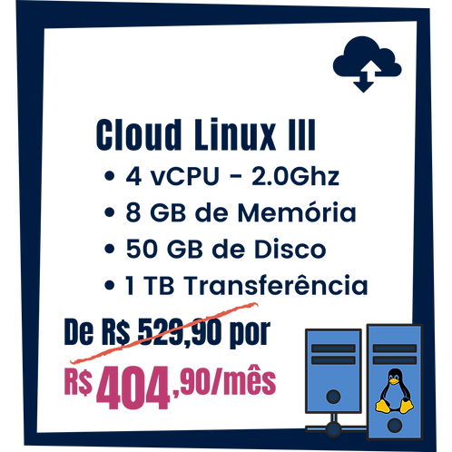 CLOUD LINUX III