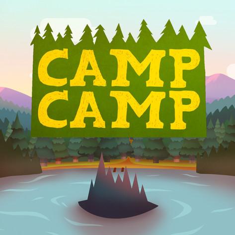Camp Camp BG Paint
