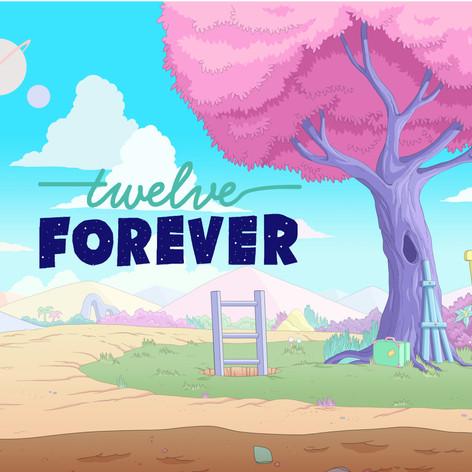 Twelve Forever BG Paint