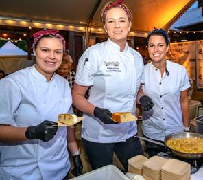 Dessert team at 2019 Soiree