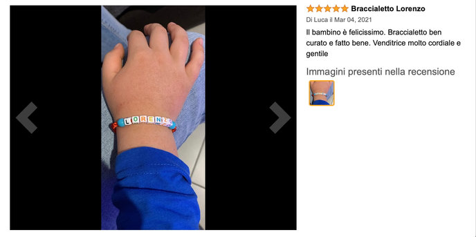 Bracelet Lorenzo