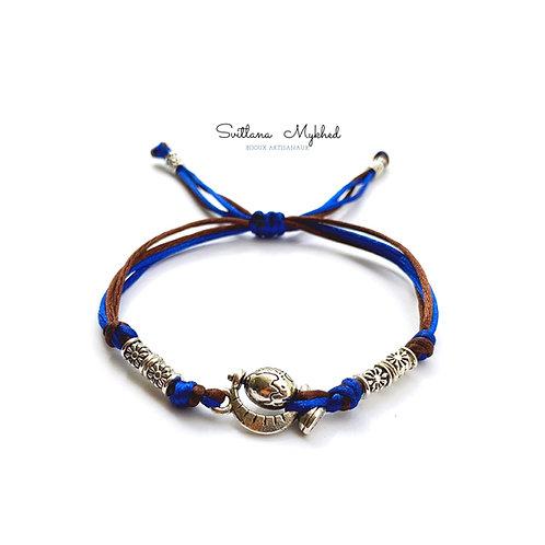 Bracelet Globe Trotter