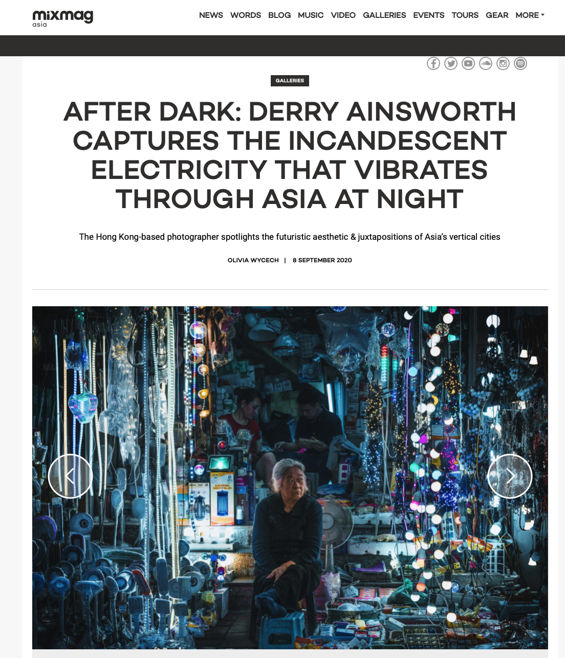 MIXMAG ASIA FEATURE