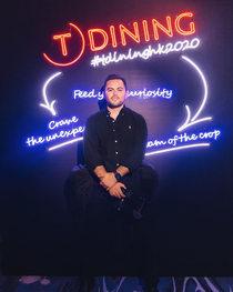 Derry Ainsworth - T-Dining Awards Tatler