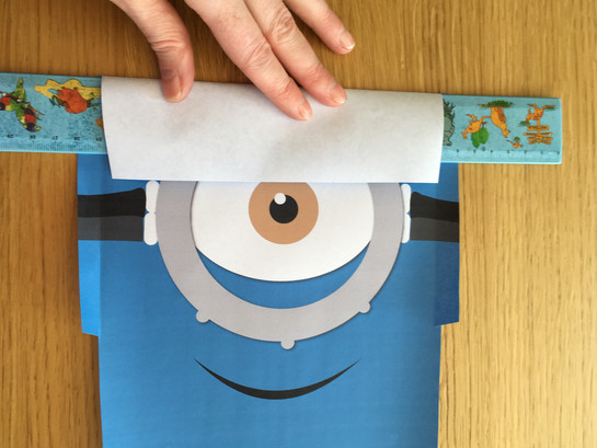 How to Print and Assemble your Printable Party Envelopes