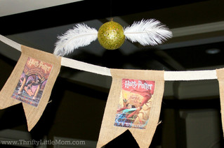 101 Harry Potter Party Ideas Part Two