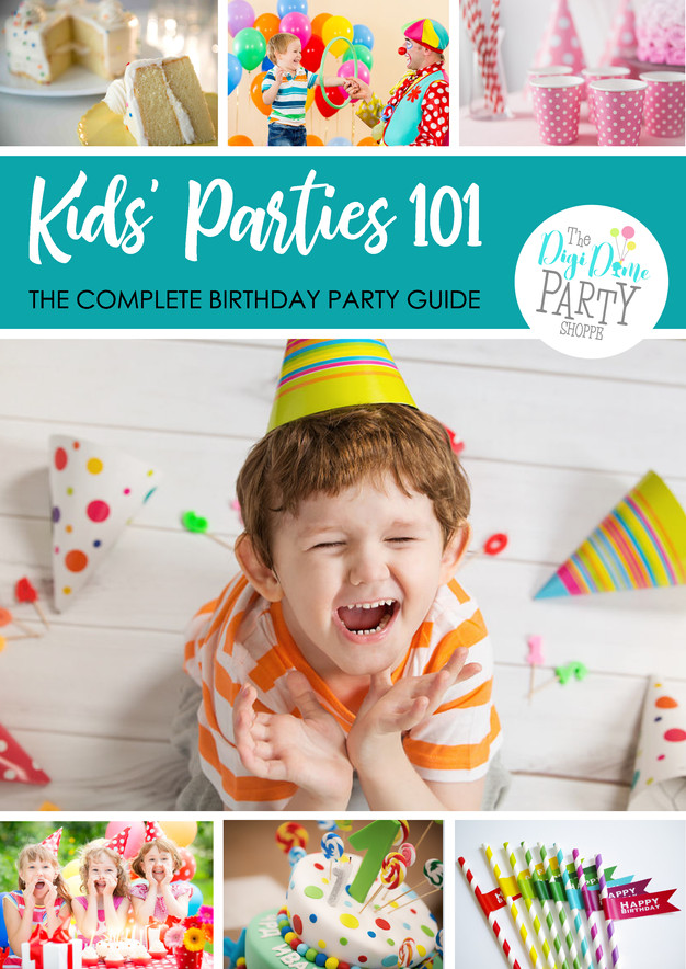 free bithday party guide