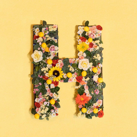 Prop Making - Flower H