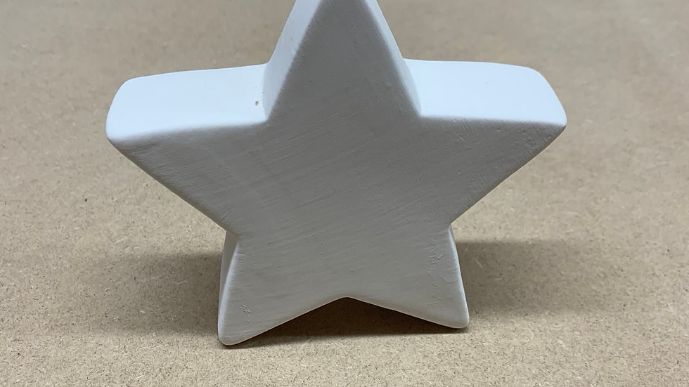 Paint your own star
