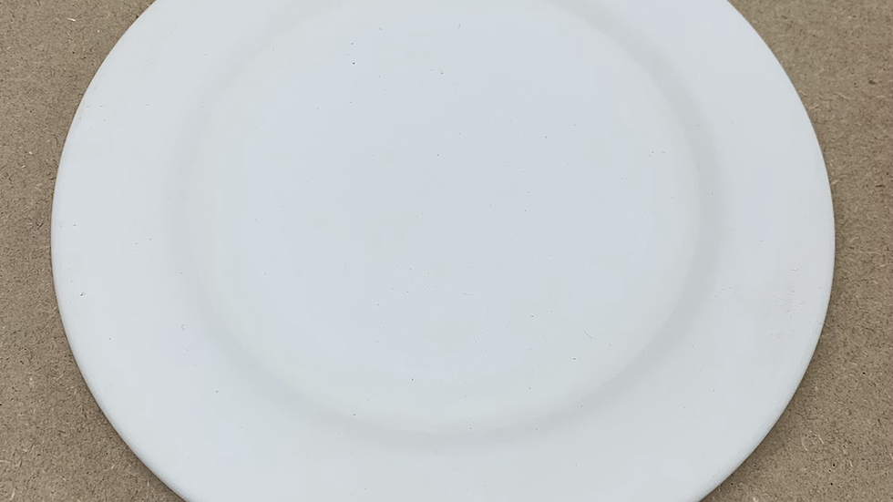Paint your own plate