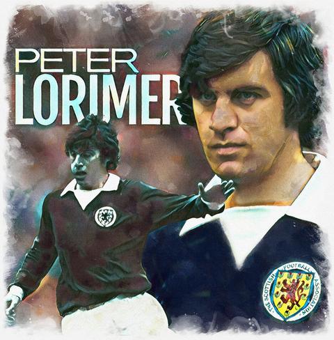 PETER LORIMER