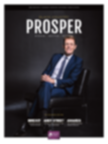 PROSPER Magazine by Interactive Magazine