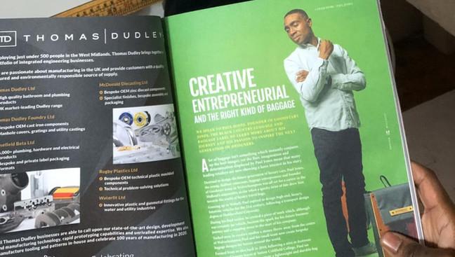 Prosper Magazine Issue 02 _ Interactive