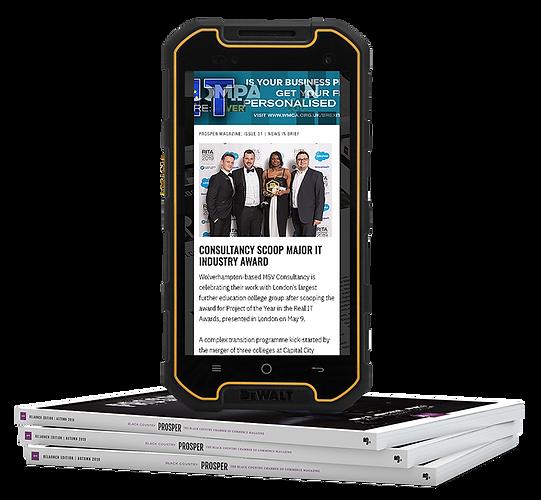 PROSPER Magazine - Mobile-Friendly Publi