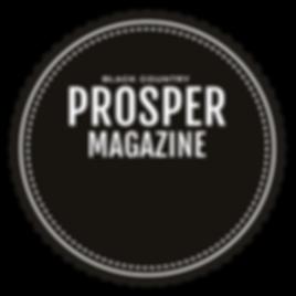 PROSPER Magazine Lozenge