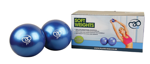 Soft Pilates Weights Pair Of 1.5kg