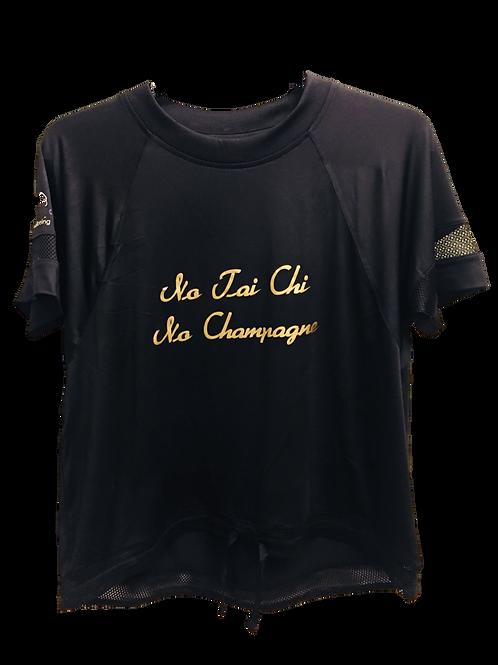 HMB Top - No Tai Chi No Champagne (S)