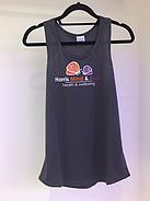 HMB Ladies Vest / Dark Grey (M)
