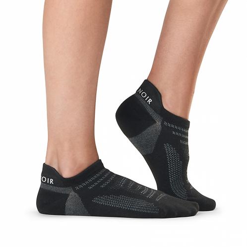 Tavi Noir Parker Ebony - Cycle Socks (NO GRIP)