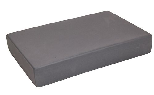 Pilates / Yoga  - Hard Block - Grey