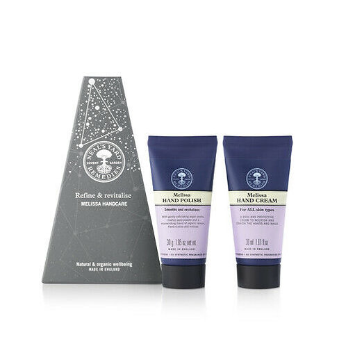 Neals Yards Refine & Revitalise Melissa Handcare (boxed)