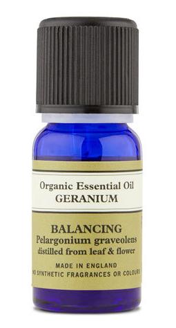 Neals Yard Geranium Organic Essential Oil