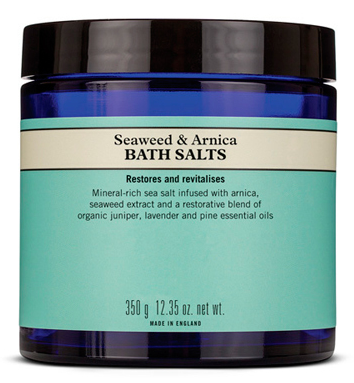 Neals Yard Seaweed and Arnica Bath Salts