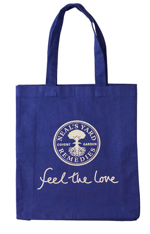 Neals Yard Cotton Tote Bag