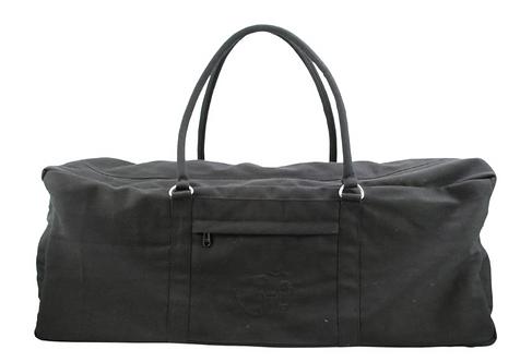 Pilates Mat & Equipment Bag - Black