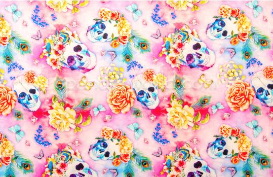 Floral Skull *LIMITED*