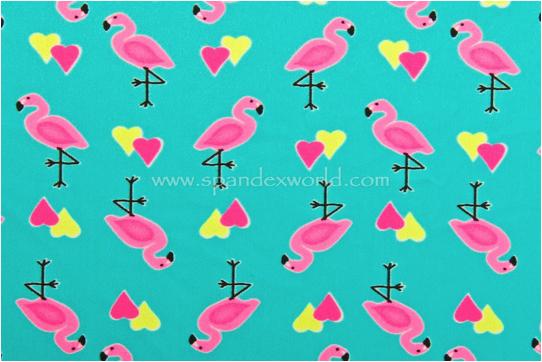 Flamingo Hearts