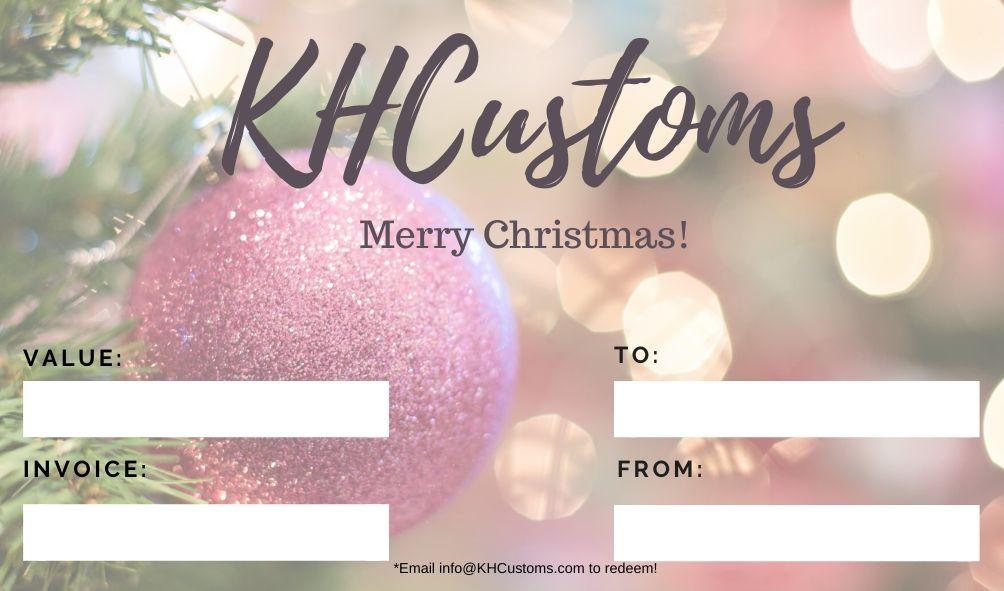 Christmas GiftCard