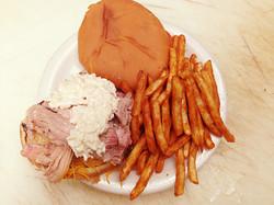 The Barbecue Sandwich