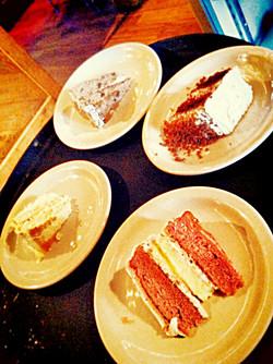 The Keg Desserts