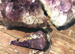 Working With: amethyst