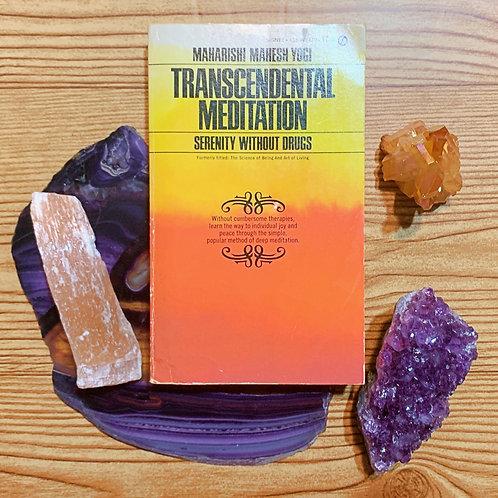Transcendental Meditation By Maharishi Mahesh Yogi