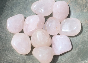 Working With: Rose Quartz