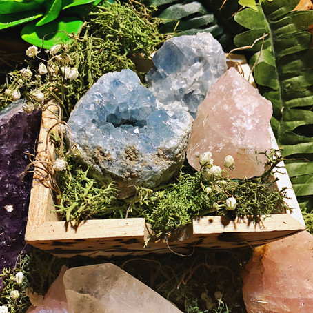 My Favorite Ways to Work With Crystals
