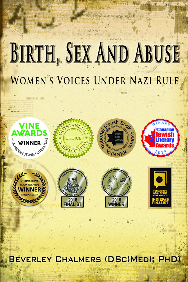 New Book: Birth, Sex and Abuse: Women's Voices Under Nazi Rule