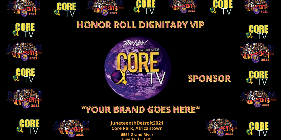 The GLOBE AWARDS- (Your Brand Here) Honor Roll Dignitary V.I.P (1)