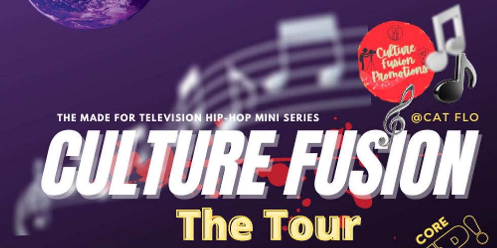 """The """"Culture Fusion"""" Tour"""