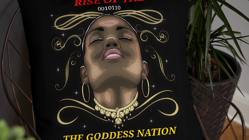 """Goddess Nation Presents..""""Poetry & Pillows"""""""