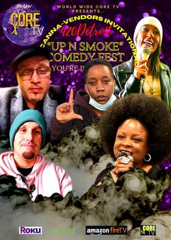 Comedy Fest Flier